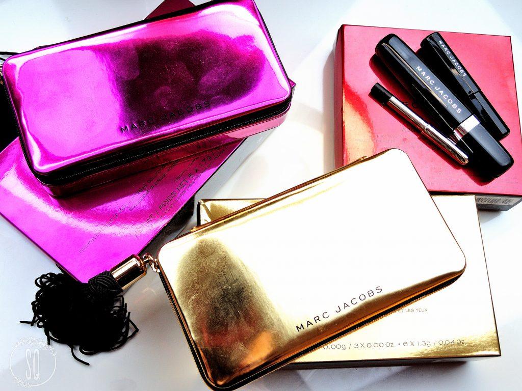 Probando colección Navidad Marc Jacobs Beauty más tutorial