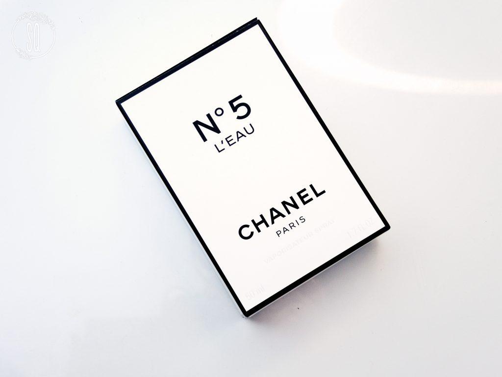 Nuevo Chanel Número 5
