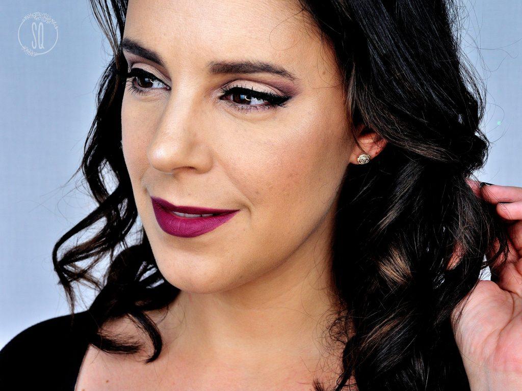 Tutorial maquillaje asequible para Navidad