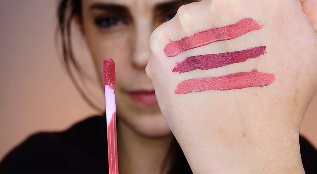 Kylie Jenner Matte liquid lipstick Posie K
