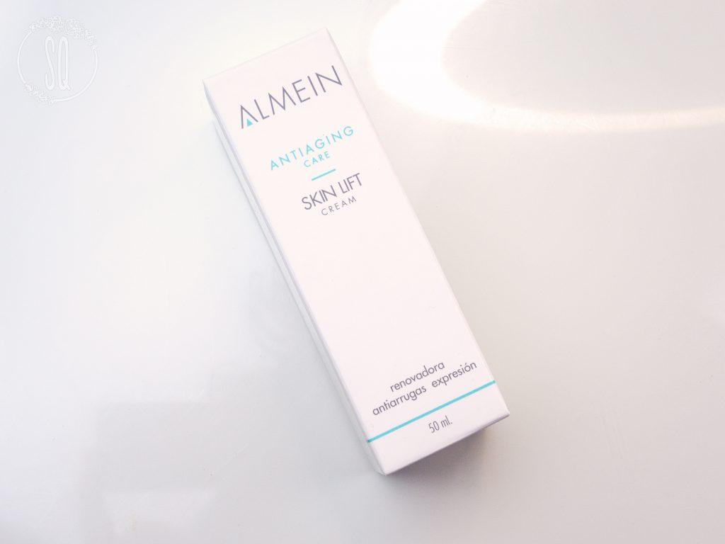 Skin lift, crema anti arrugas rellenadora de Almein