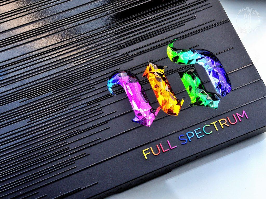 Novedades Full Spectrum y paleta Vice de Urban Decay