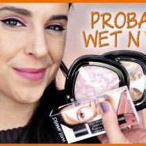 Probando productos Low Cost de Wet n Wild