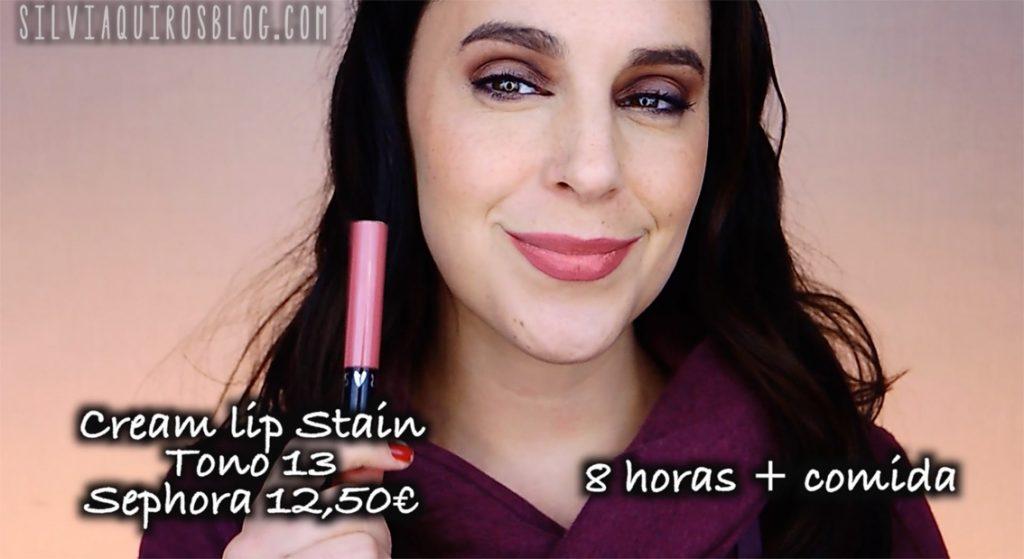 Sephora Cream Lip stain 13