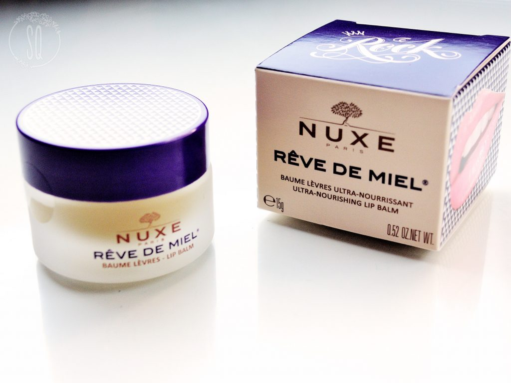 Rêve de Miel, bálsamo de labios que repara, protege e hidrata de Nuxe