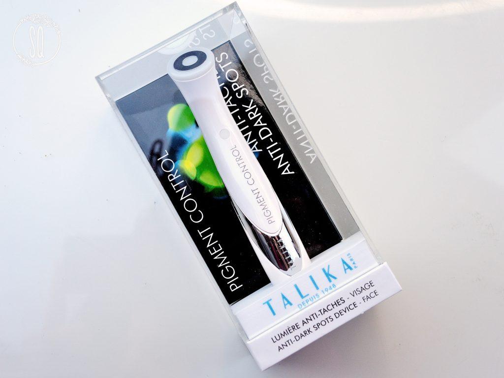 Pigment control, primer dispositivo cosmético anti manchas de Talika