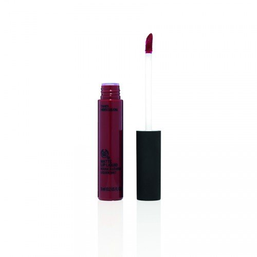 Matte Lip Liquid Tahiti Hibiscus The Body Shop