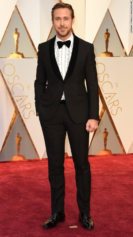 Ryan Gosling de Gucci