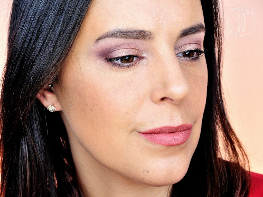 Tutorial maquillaje Natural Glam