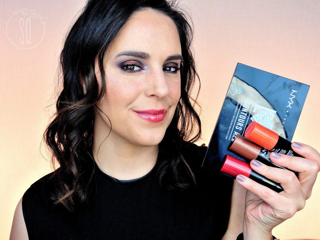 Probando Novedades de Nyx Cosmetics