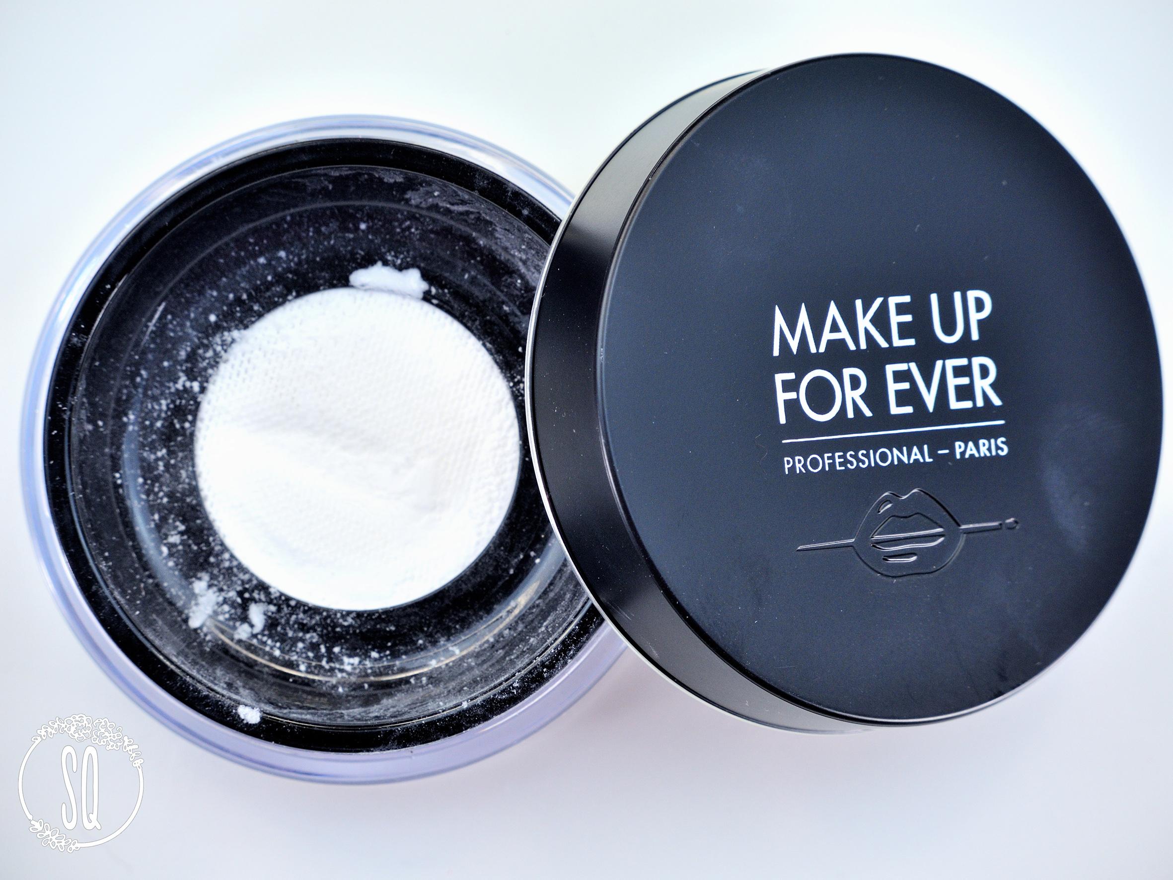 Probando Novedades 2017 de Make Up For Ever