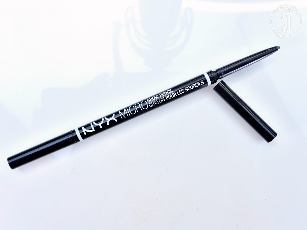 Micro brow pencil tono Ash Brown Nyx Cosmetics