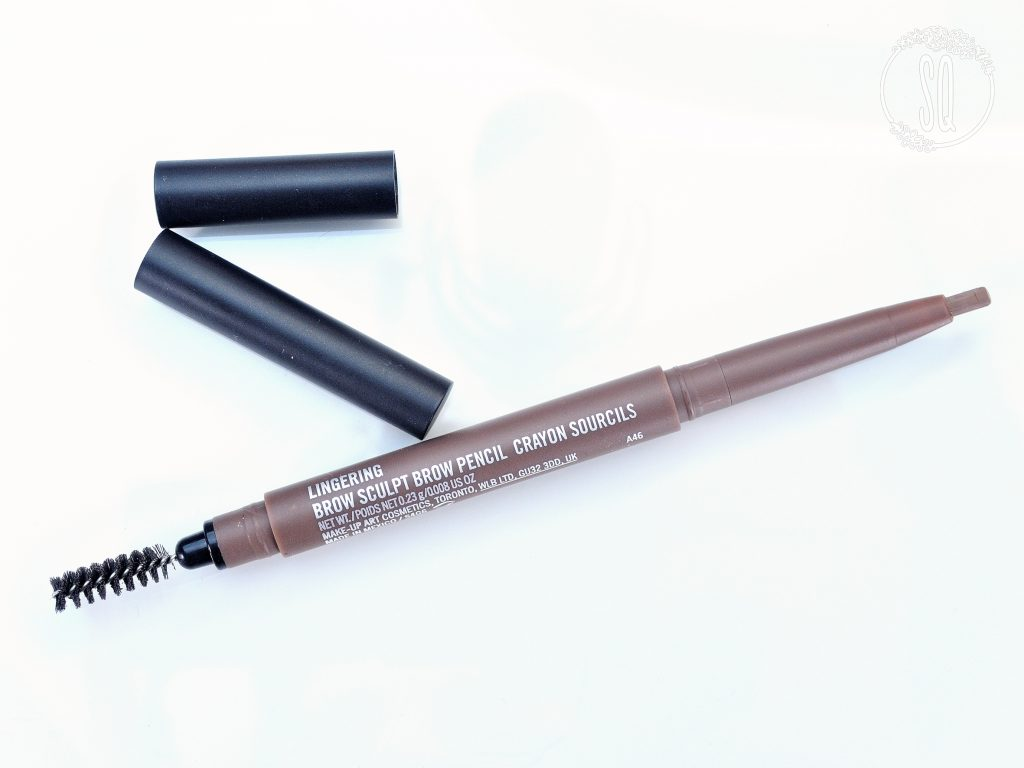 Brow sculpt pencil tono Lingering Mac