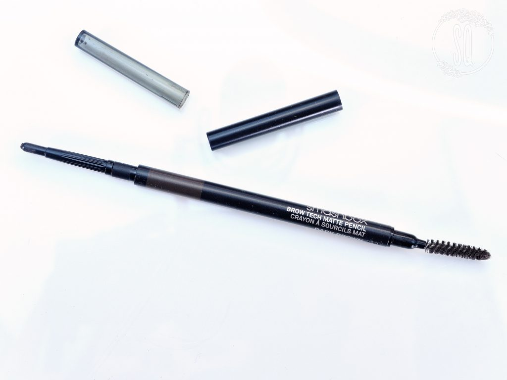 Brow tech matte pencil crayon tono Dark brown Smashbox