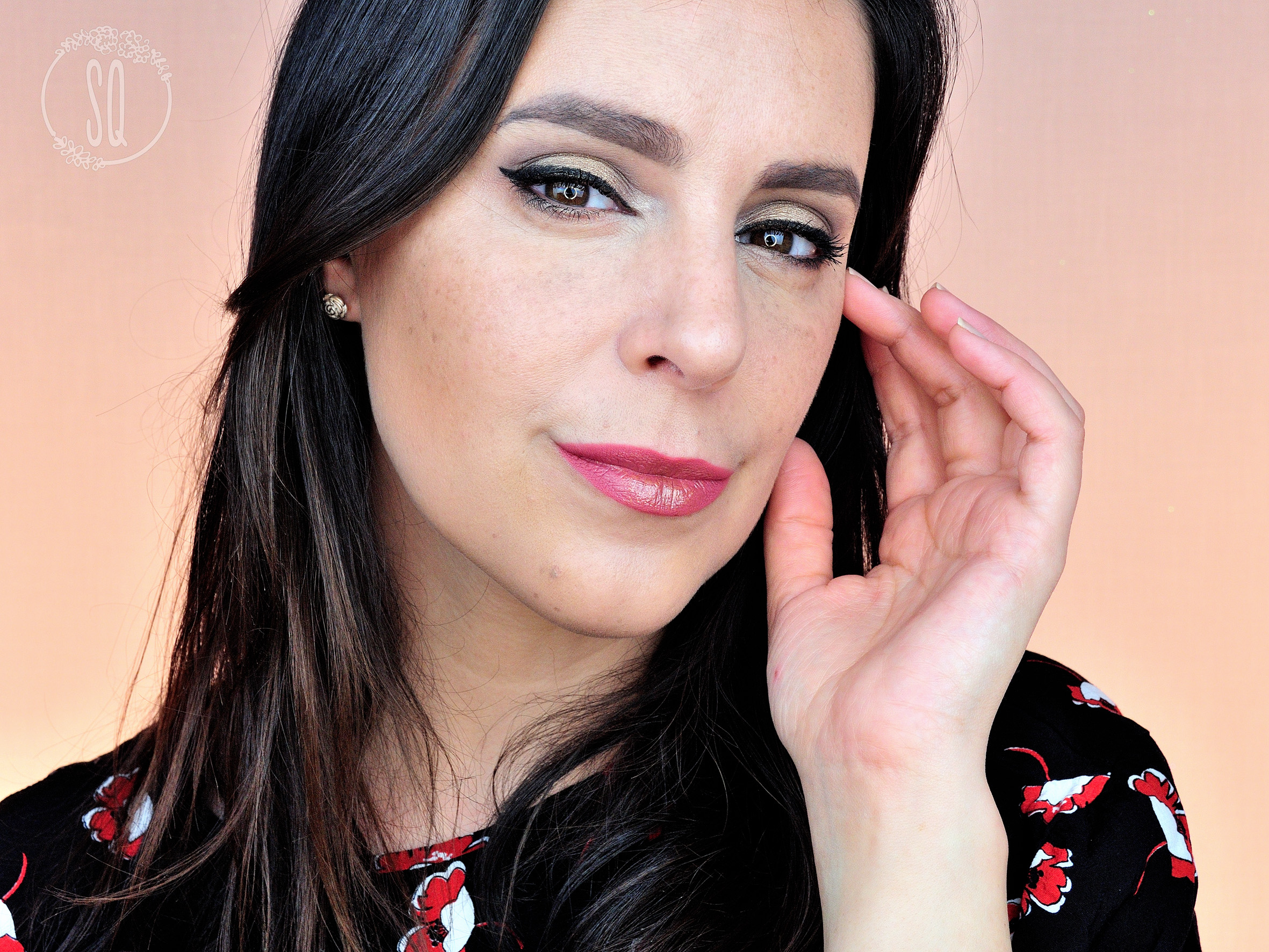 Tutorial Look eyeliner intenso