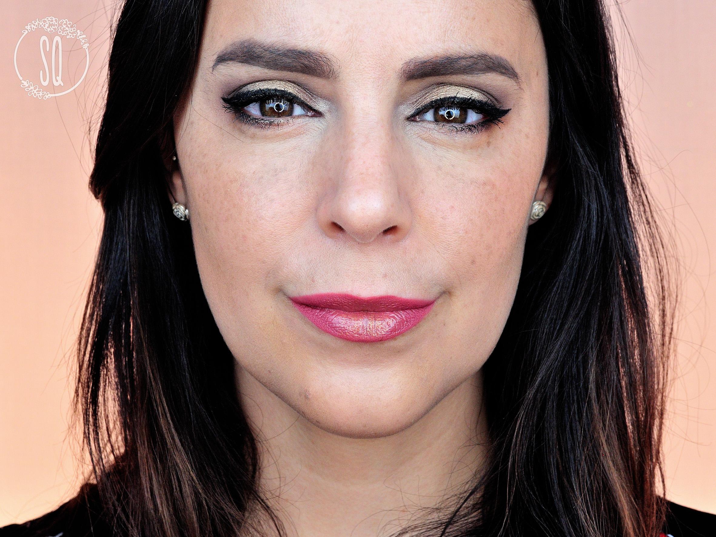 Tutorial Look eyeliner intenso