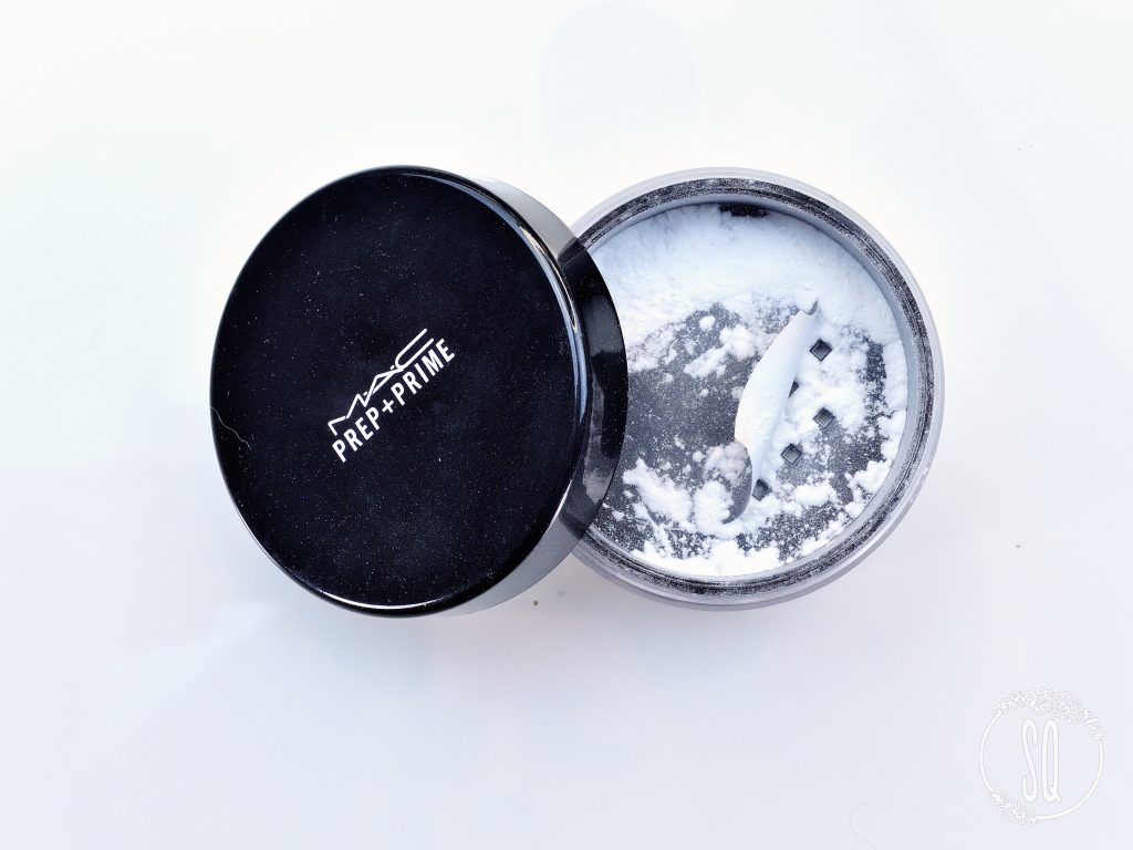 Prep+prime transparent finishing powder Mac
