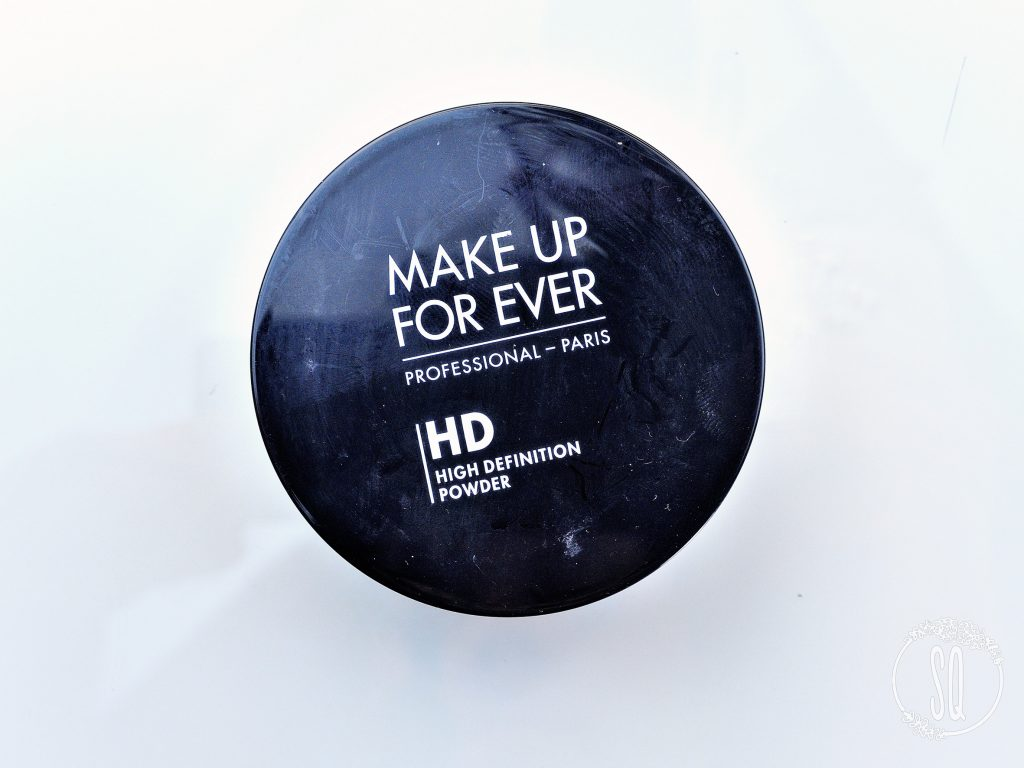 HD microfinishing powder Make Up For Ever