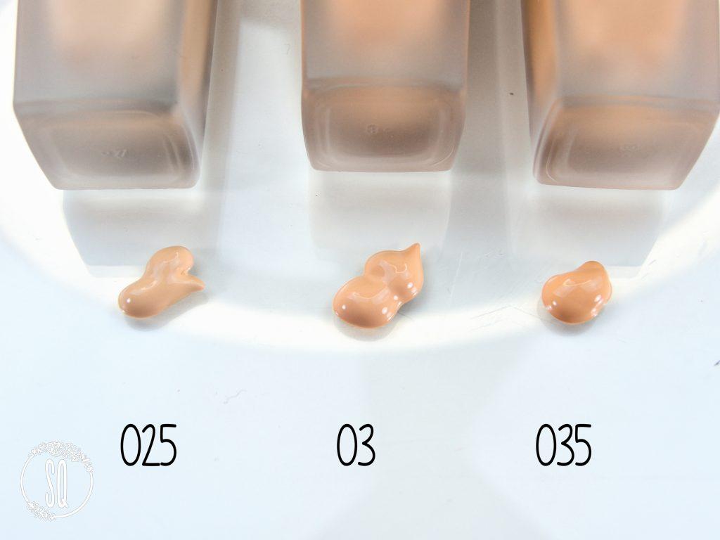 Poniendo a prueba la nueva base Teint Ultra Wear de Lancome