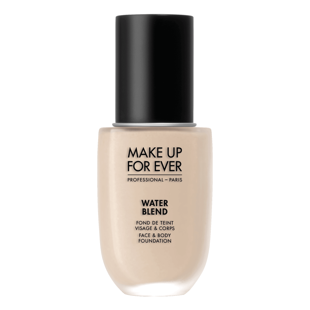 Poniendo a prueba la nueva Water Blend de Make Up For Ever