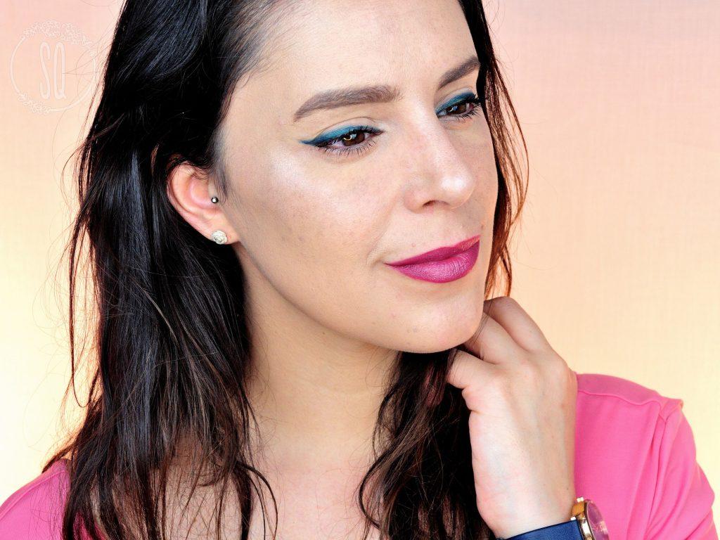 Poniendo a prueba nueva base Synchro Skin Glow de Shiseido