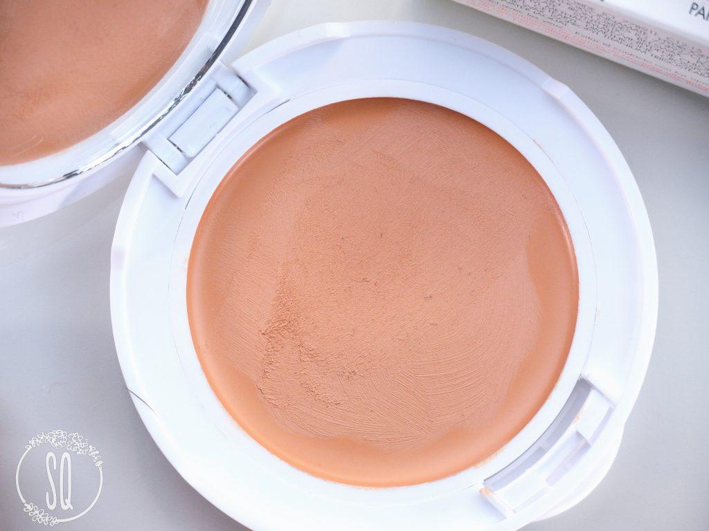 Crema de rostro compacta oil-free Tono Arena Couvrance