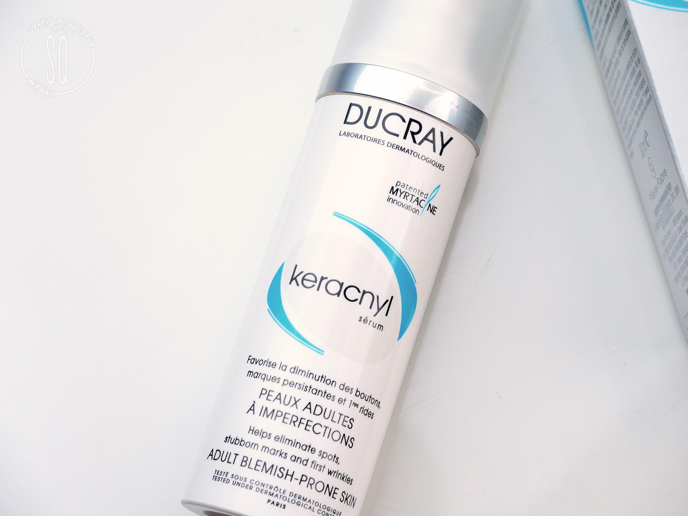 Keracnyl, serum para pieles acnéicas de Ducray