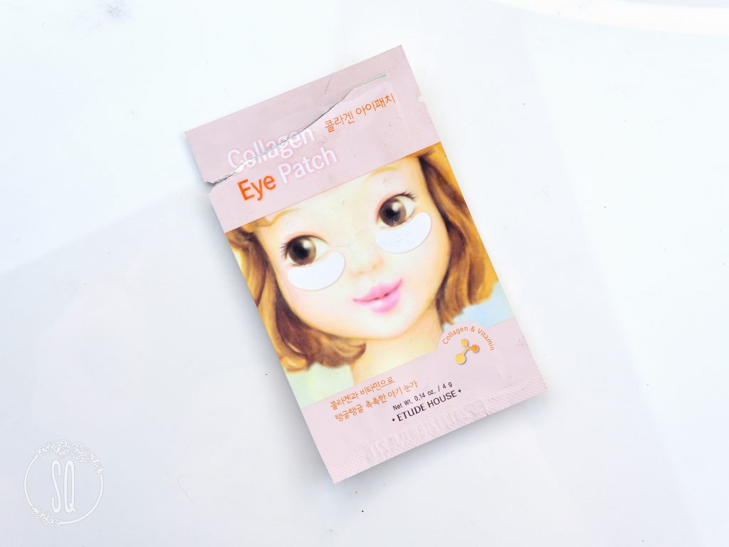 Collagen eye patch Etude House