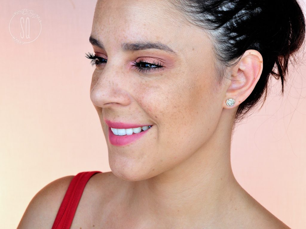 Maquillaje para verano rápido
