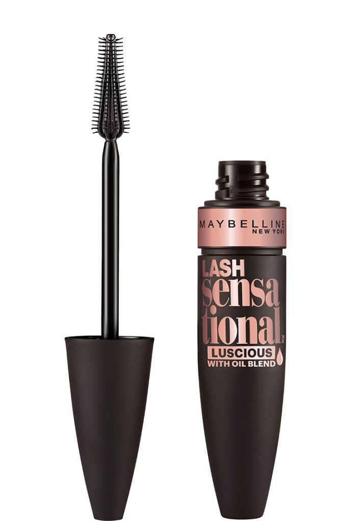 Lash Sensational voluptuous Maybelline.