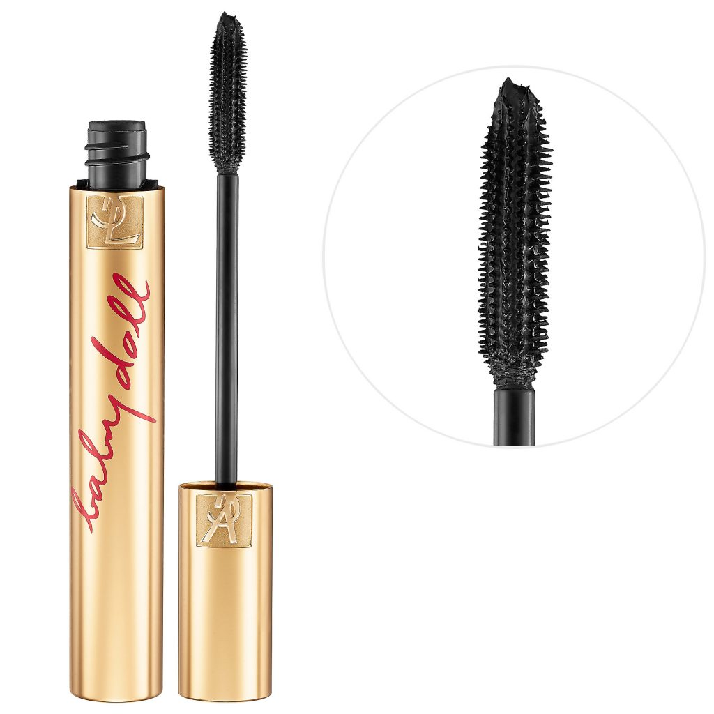 Volume Effect Faux cils Baby doll YSL.