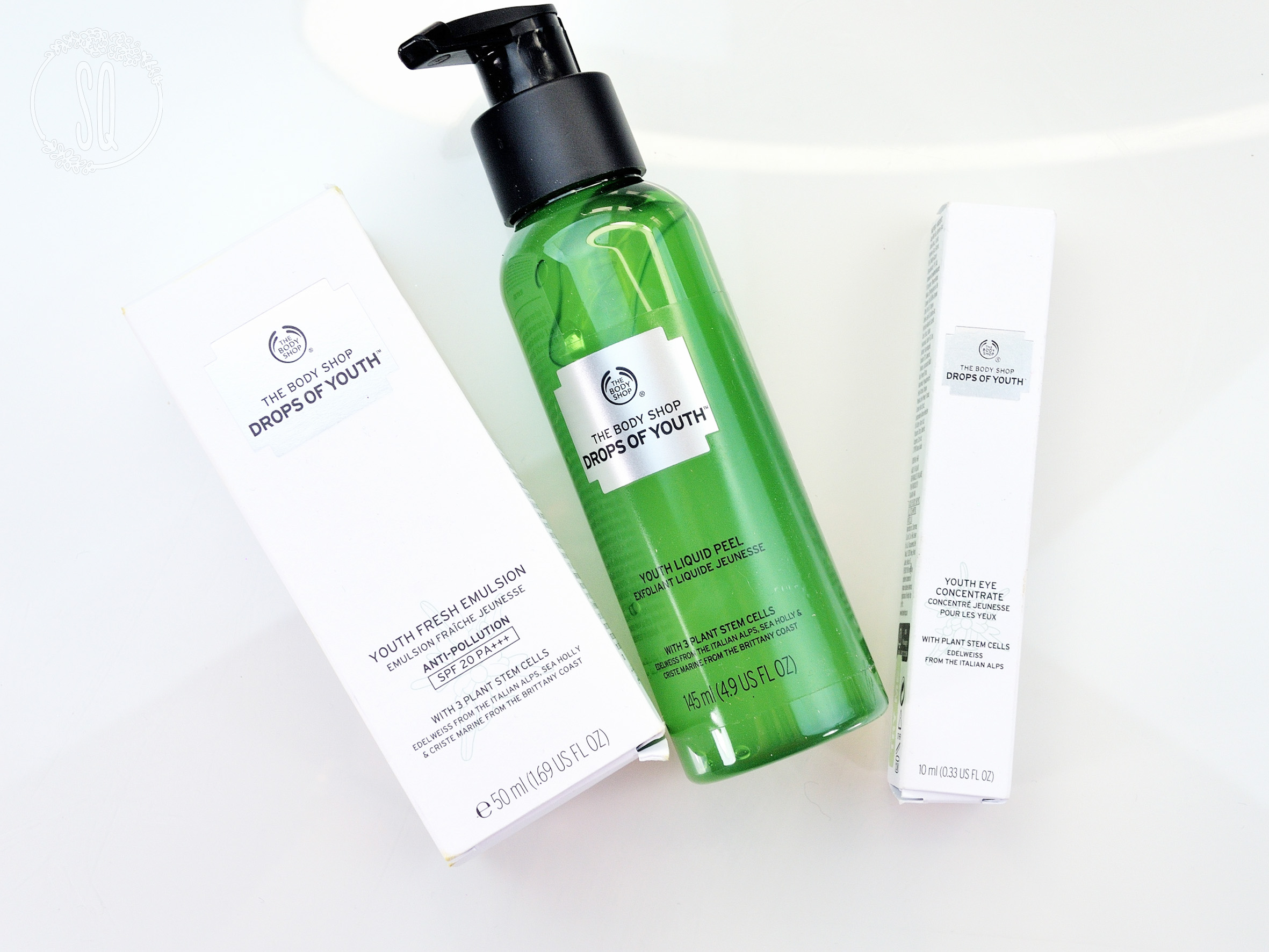Nuevo Peeling líquido Drop of Youth de The Body Shop