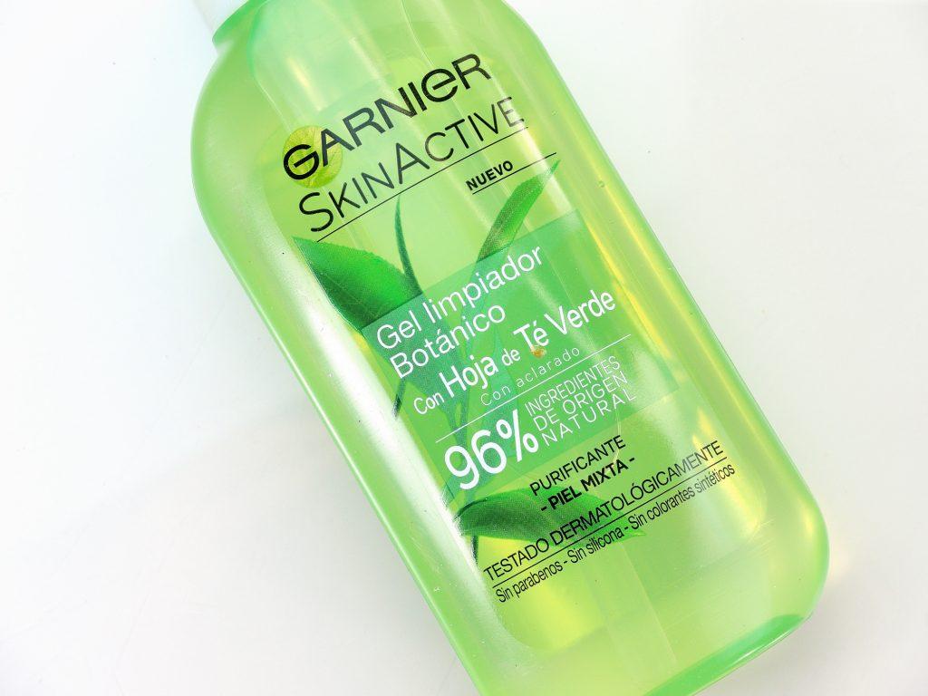 Nueva gama botánica de Té verde de Garnier