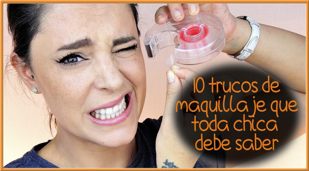 10 tips de maquillaje todo chic@ debe saber