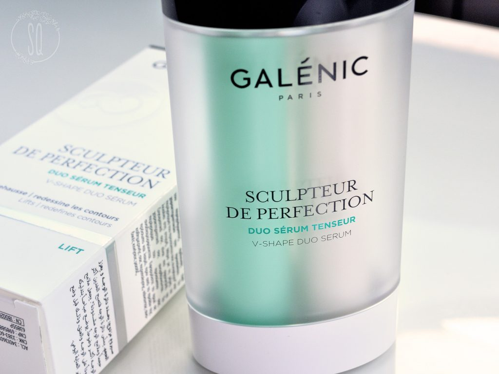 Duo sérum Tensor Sculpteur de Perfection de Galénic