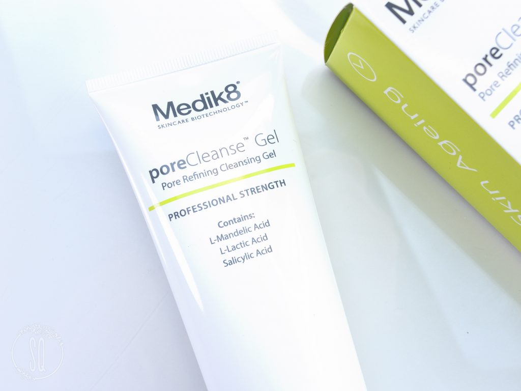 Limpiador de poros Pore Cleanser Gel de Medik8