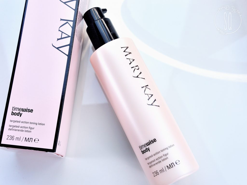 Timewise corporal de Mary Kay