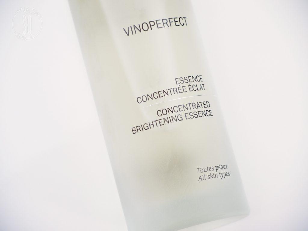 Serum y esencia Vinoperfect anti-manchas de Caudalie