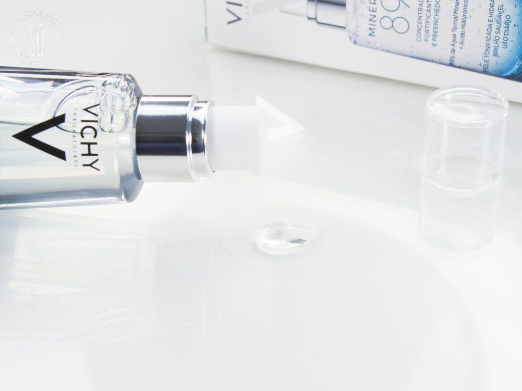 Mi concentrado de ácido hialurónico favorito, Mineral 89 de Vichy