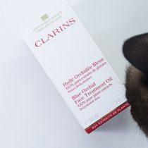 Aceite de Orquídea azul de Clarins para las pieles deshidratadas