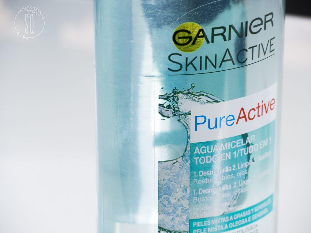 Pure Active Intensive de Garnier, para pieles acnéicas o con granitos