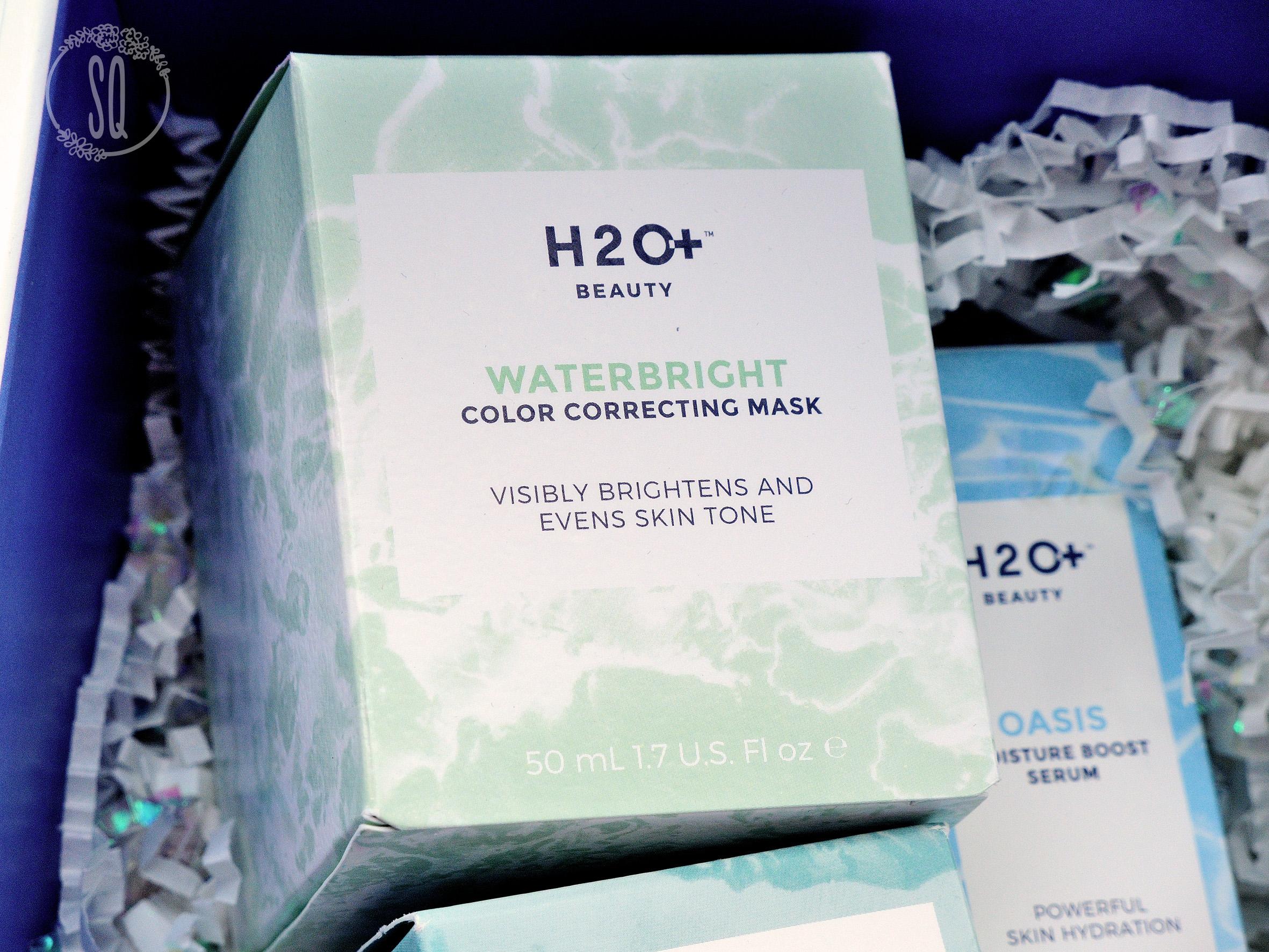 H2o+ hidratación intensa