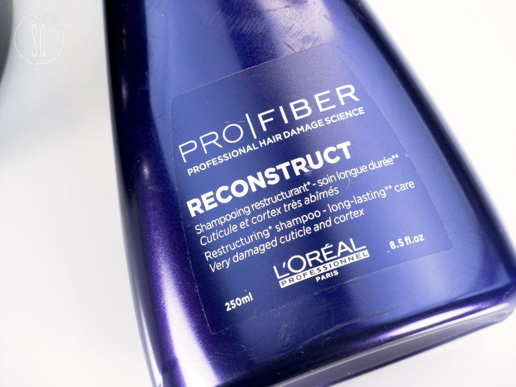 Tratamiento de reparación del cabello en casa Pro Fiber de L'oreal Professionnel