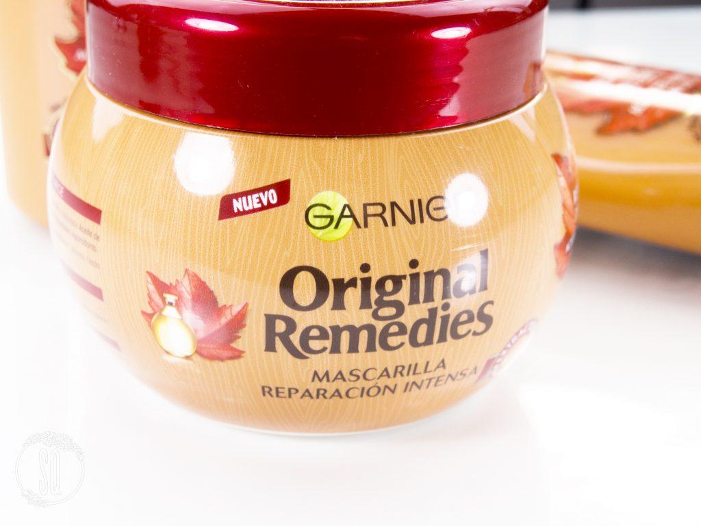 Remedio de Arce para la nueva línea de Original Remedies