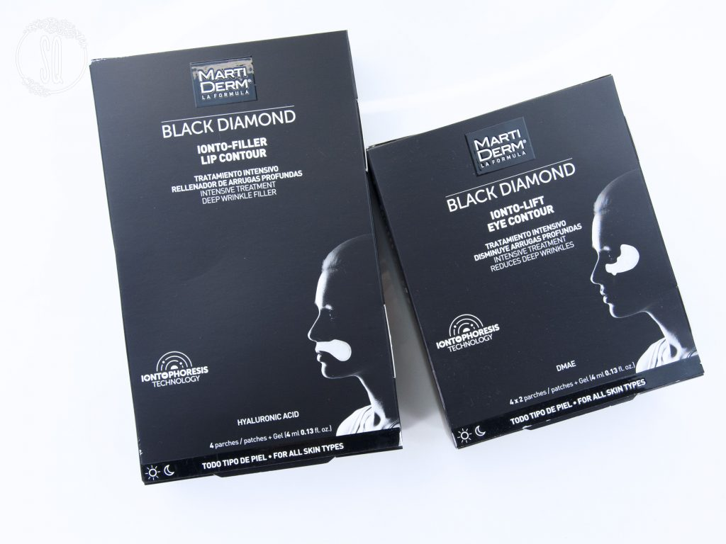 Parches Black Diamond de MartiDerm