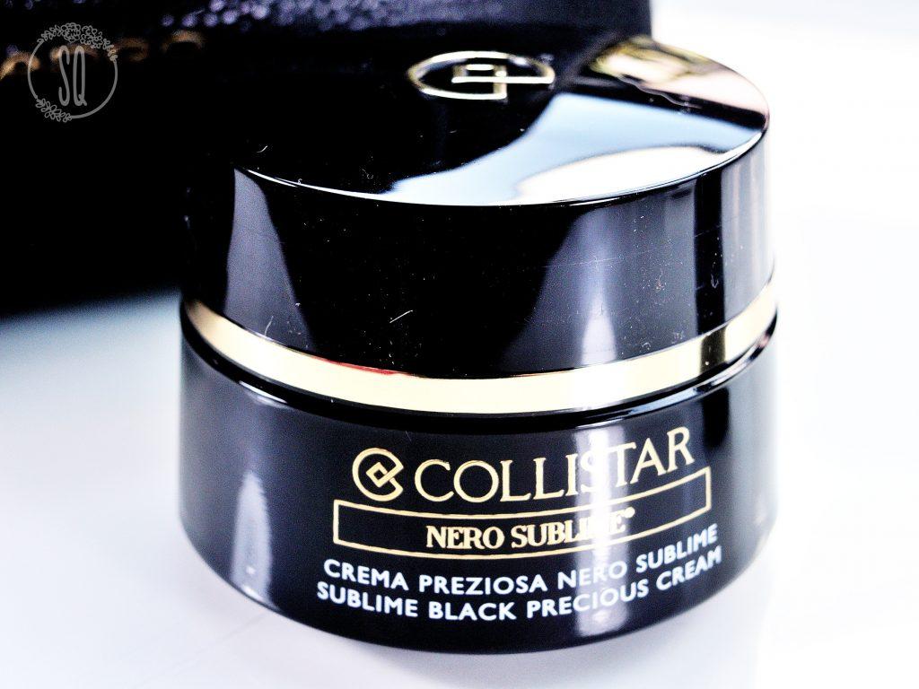 Nero Sublime, linea reparadora de Collistar