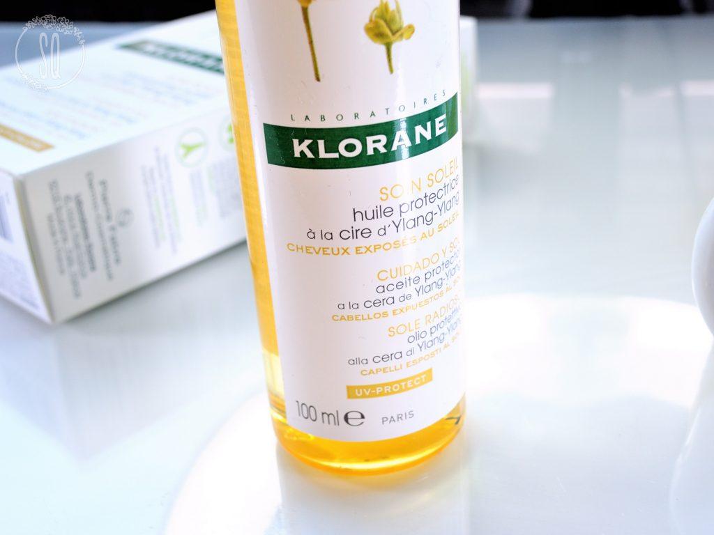 Línea capital para protegerse del sol Soin Soleil de Klorane