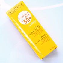 Protección solar máxima con Bioderma Photoderm MAX 50+