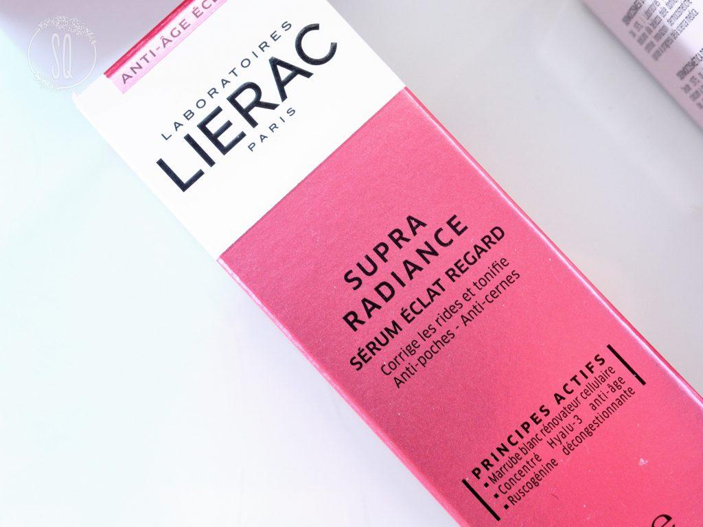 Supra Radiance, nueva línea detox anti arrugas de Lierac