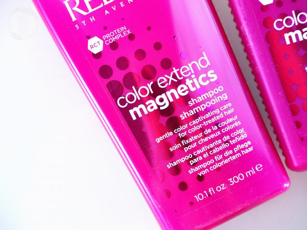 Línea de cabello Color Extend Magnetics de Redken